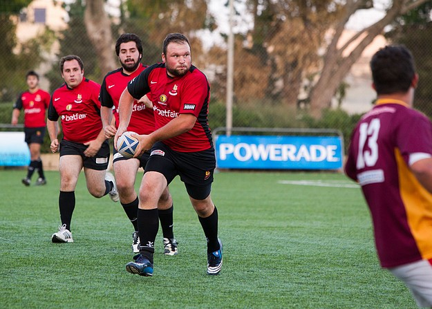 Gozo RL played strongly in match against Sliema Stompers