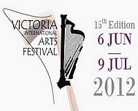 The Victoria International Arts Festival starts next month