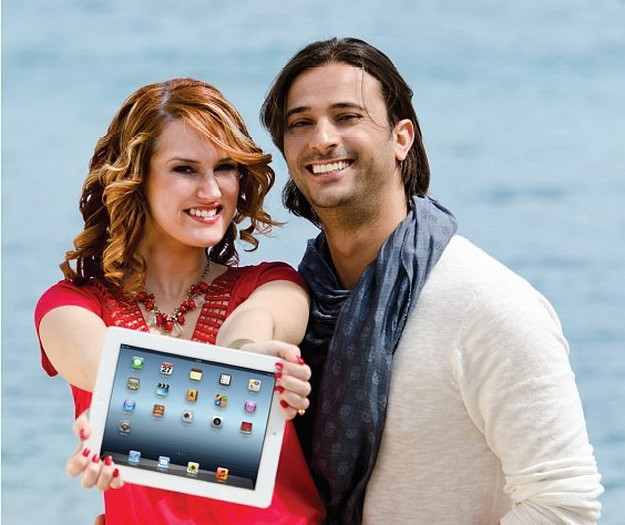 Snap up the new iPad with Vodafone's Smartphone plans