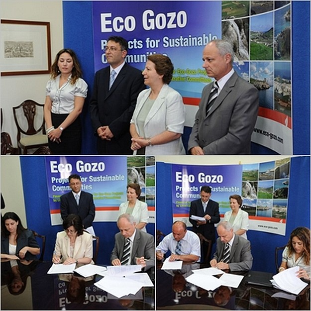 Eight projects in Gozo allocated total funds of €400,000