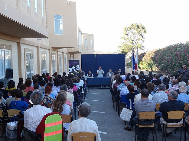Gozo Centre for Art & Crafts Certificate Giving Ceremony