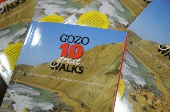 'Gozo - 10 - Great Walks' a personal perspective on Gozo