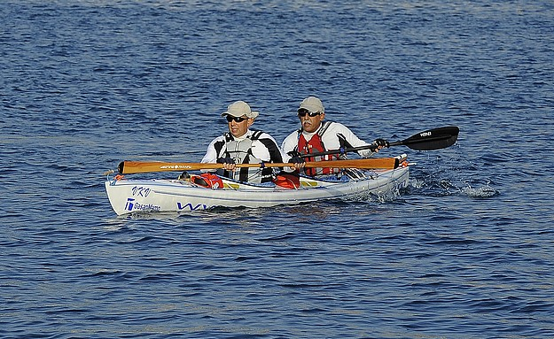 Following St Paul's footsteps in paddle from Malta to Rome