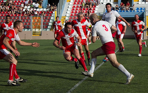 Malta come from behind in 24-12 victory over Denmark