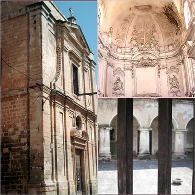 A public lecture on the 'Ripentite - Santa Maria Maddalena'