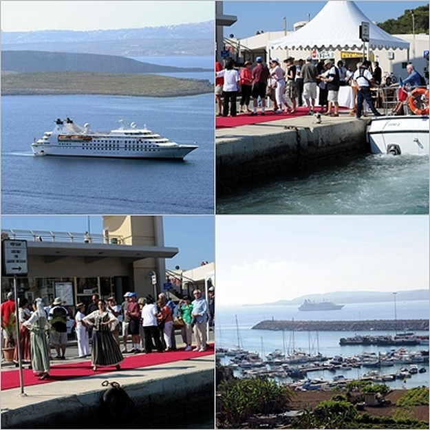 'Substantial' rise in cruise passengers to Gozo during 2012