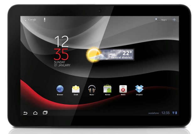 Vodafone launches offer on its own brand Android Tablet