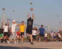 BOV Volleyball Marathon in aid of Id-Dar tal-Providenza