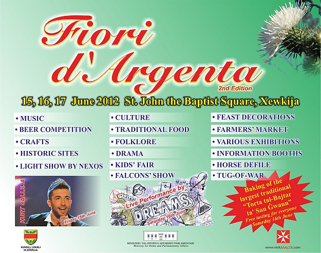 Fiori D'Argenta, festival of culture & traditions this weekend