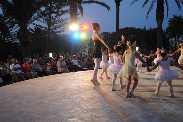 YADA Dance Adademy (Gozo) perform in End of Year show'