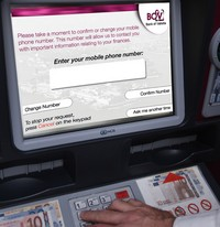 BOV now offering a  mobile SMS notifications service