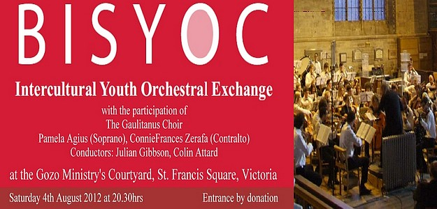 Gaulitanus Choir to sing with BISYOC Symphonic Orchestra