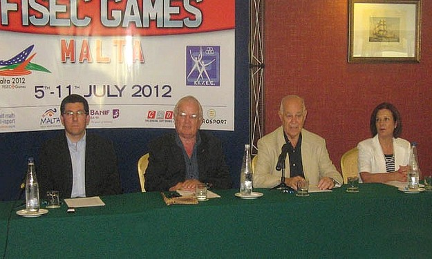 Banif Bank sponsors the FISEC Games Malta - 2012