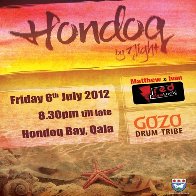 'Hondoq by Night' music & entertainment this coming Friday