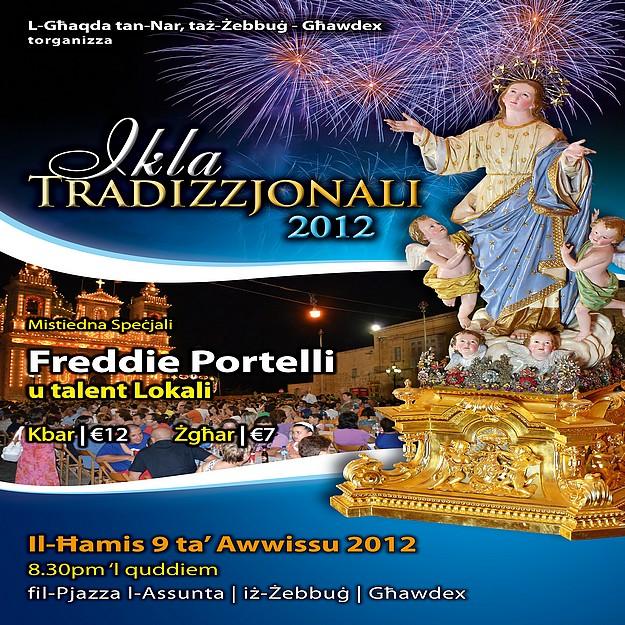 'Ikla Tradizzjonali Tal-Festa' celebrating the Zebbug Feast