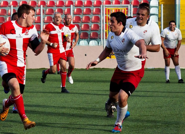 Malta maintains its 20th position in rugby world ranking