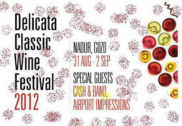 10th anniversary of the Delicata Wine Fesitval in Gozo