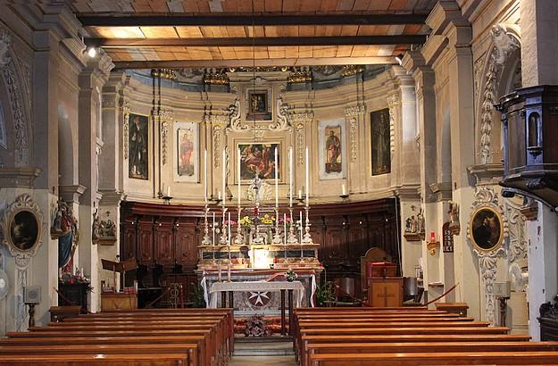Valletta's first church receives financial support from MEPA