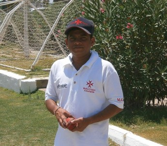 Two games played Saturday in the Cricket Summer League