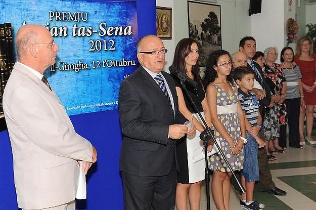 Nineteenth edition of Premju Anzjan tas-Sena launched