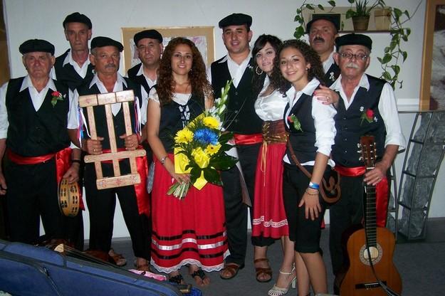 Xaghra's 'Ta Verna' folkloristic group in Slovakia festival