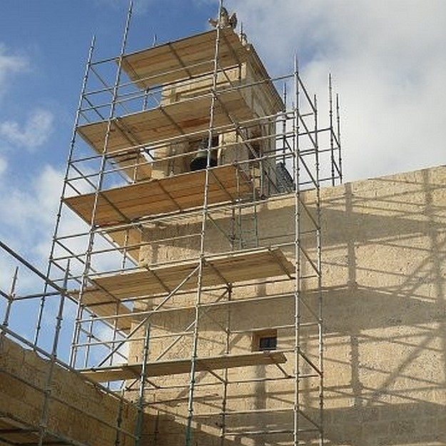 Restoration work on Taz-Zejt chapel in Gharb well underway