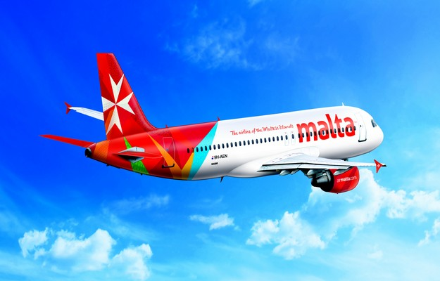 Revised Air Malta schedule due to Cantania airport closure