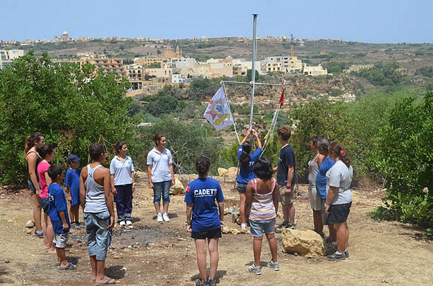 Gozo's E.R.R.C. Cadets experience a great year in 2012