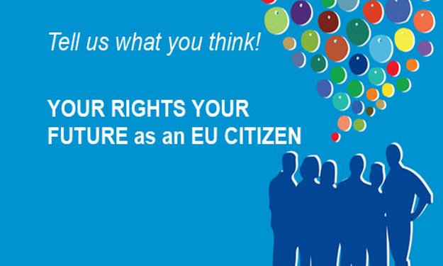 EC gives citizens a say in online consultation on Europe