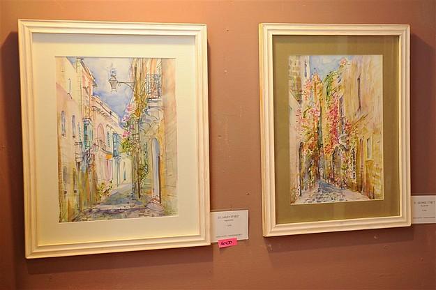 Gozo Lights – Dwal Ghawdex art exhibition inaugurated