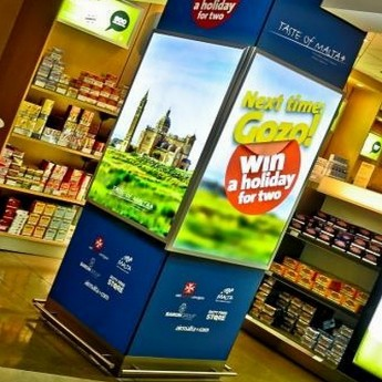 Gozo specific promotion taking place at Malta Airport