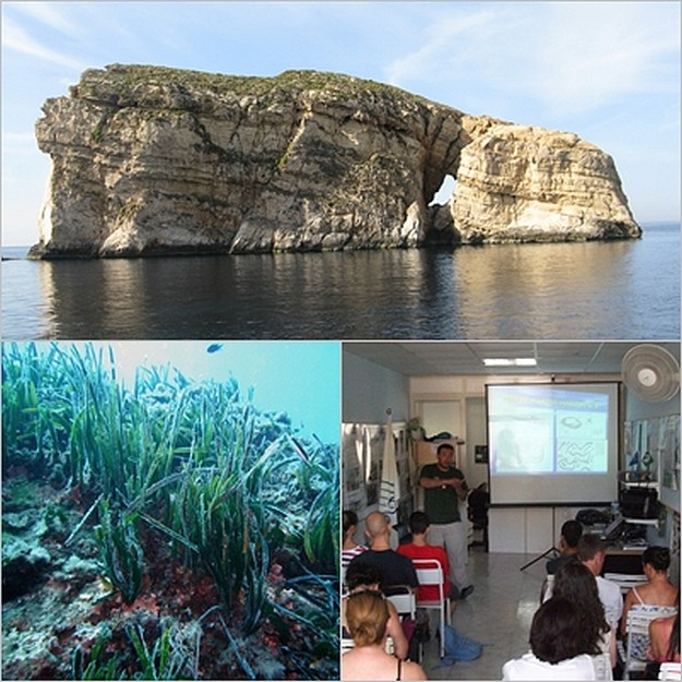 Marine biology course currently underway with Nature Trust