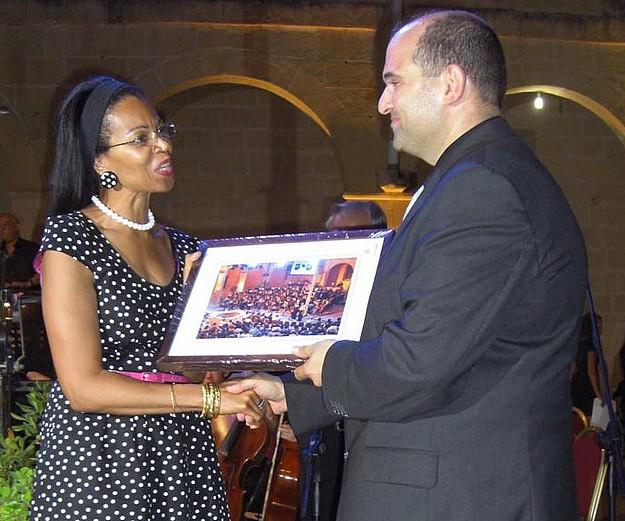 American Ambassador attends 'Opera versus Pop' in Gozo
