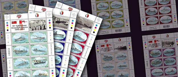 MaltaPost to issue 'Operation Pedestal' anniversary stamps