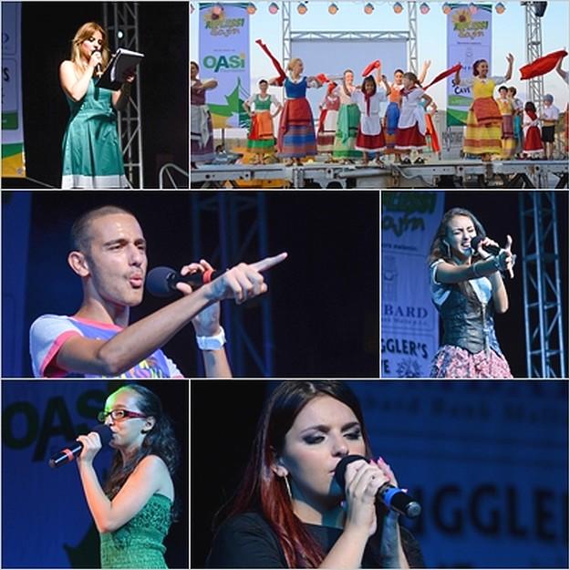 Riflessi Sajfin 2012 a fun night for everyone in Marsalforn