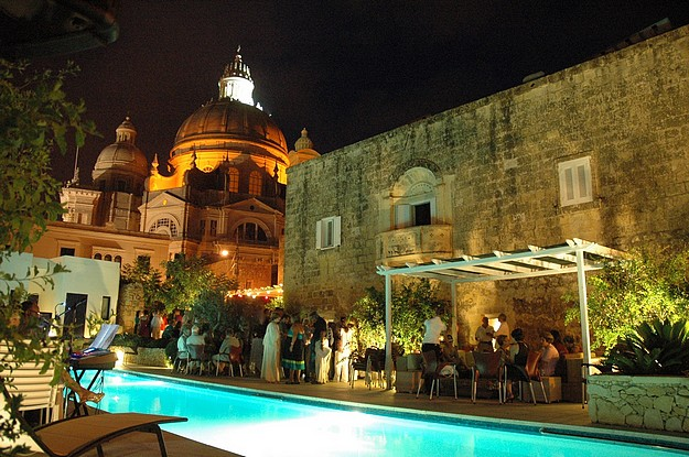 Summer Garden Party held in Gozo raises €9,000 for charity
