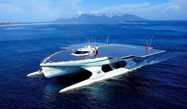 World's largest Solar Boat pays a visit to Malta this weekend