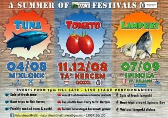 Tomato Festival taking place next weekend in Kercem village
