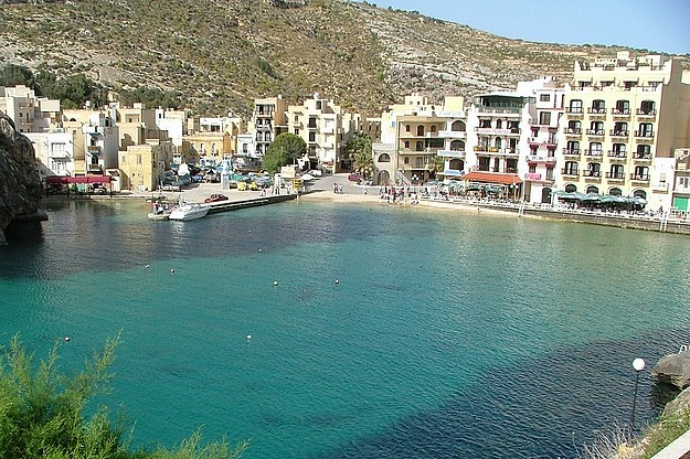 Swimming not recommended at Xlendi until further notice