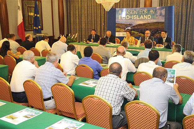 Public consultation for the eco-Gozo Action Plan 2013-2015