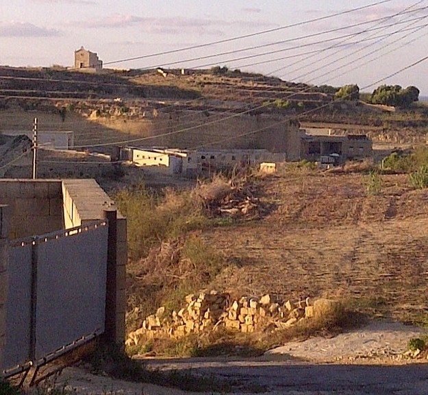 Illegal development near San Dmitri Chapel - Ambijent Malti
