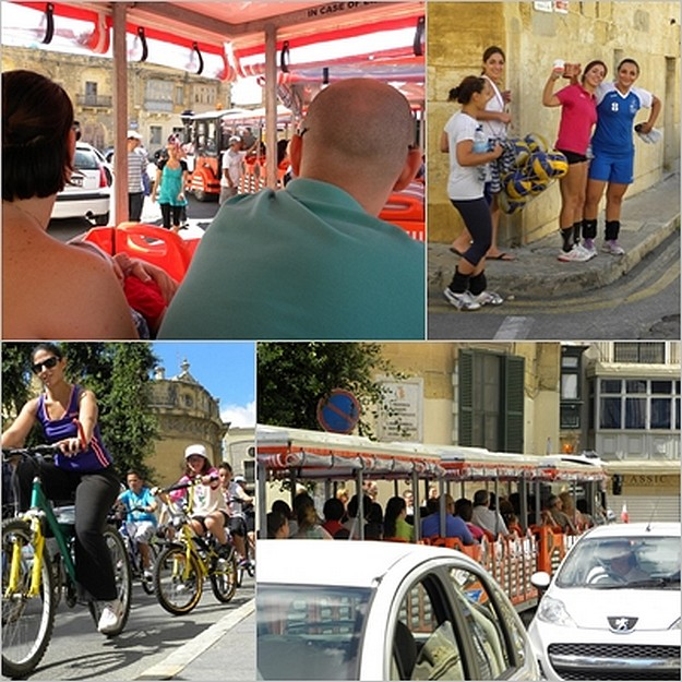 Car Free Day activities in Victoria and Marsalforn on Sunday