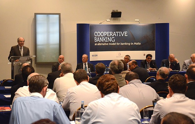 PL supports the setting up of a Maltese cooperative bank