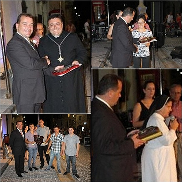 Gharb Local Council celebrates the annual Gharb Day 2012