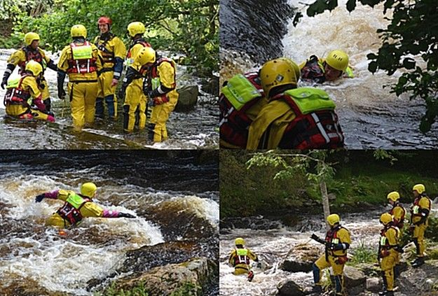 'White Waters' – Specialised swift water rescue in the UK