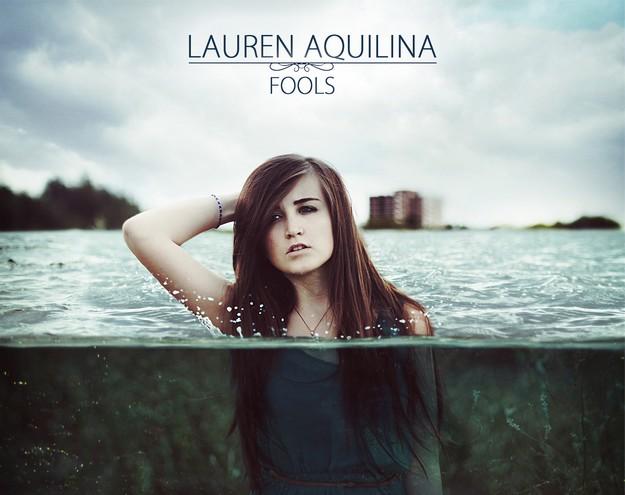 17-year old Lauren Aquilina releases her debut EP - 'Fools'