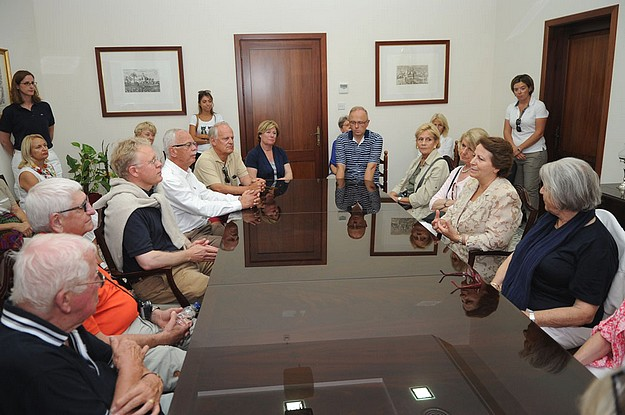 Luxembourg group pay courtesy visit to Minister for Gozo