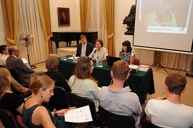 Gozo seminar on active ageing and voluntary youth work