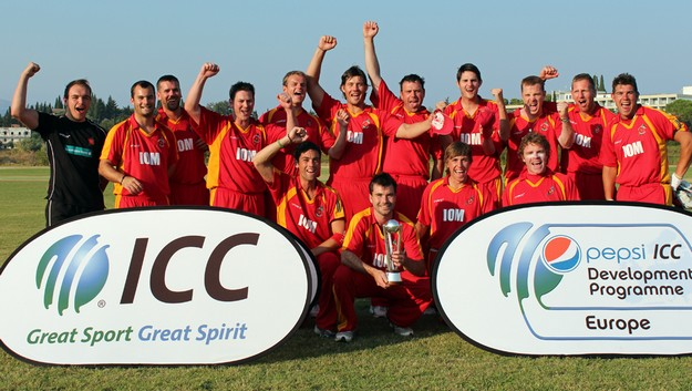Isle of Man claim top spot as Malta slide out of Division 2