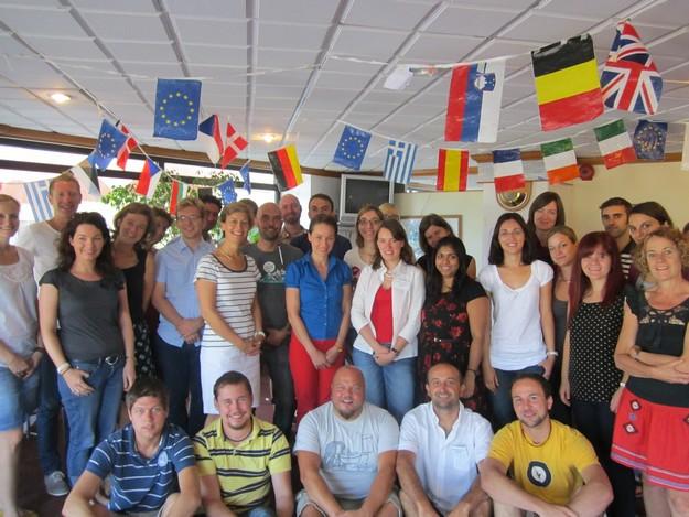 Youth Exchange staff training for EU Agencies held in Malta